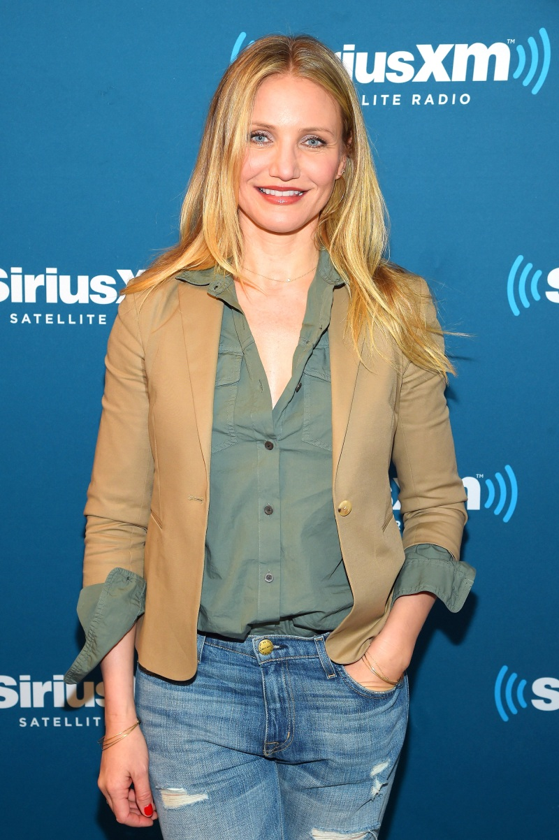 Celebrities' Shocking Pasts Cameron Diaz