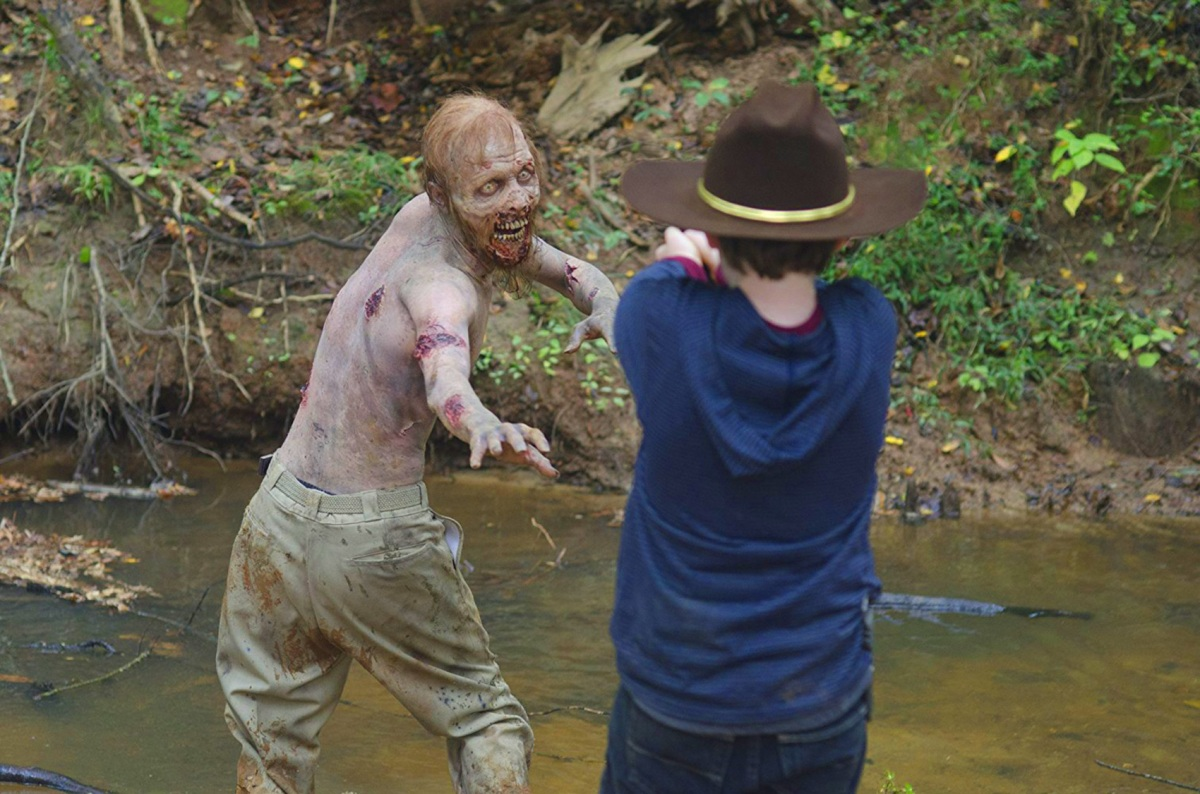a827f8d0a The Walking Dead': Carl's Most Annoying Moments