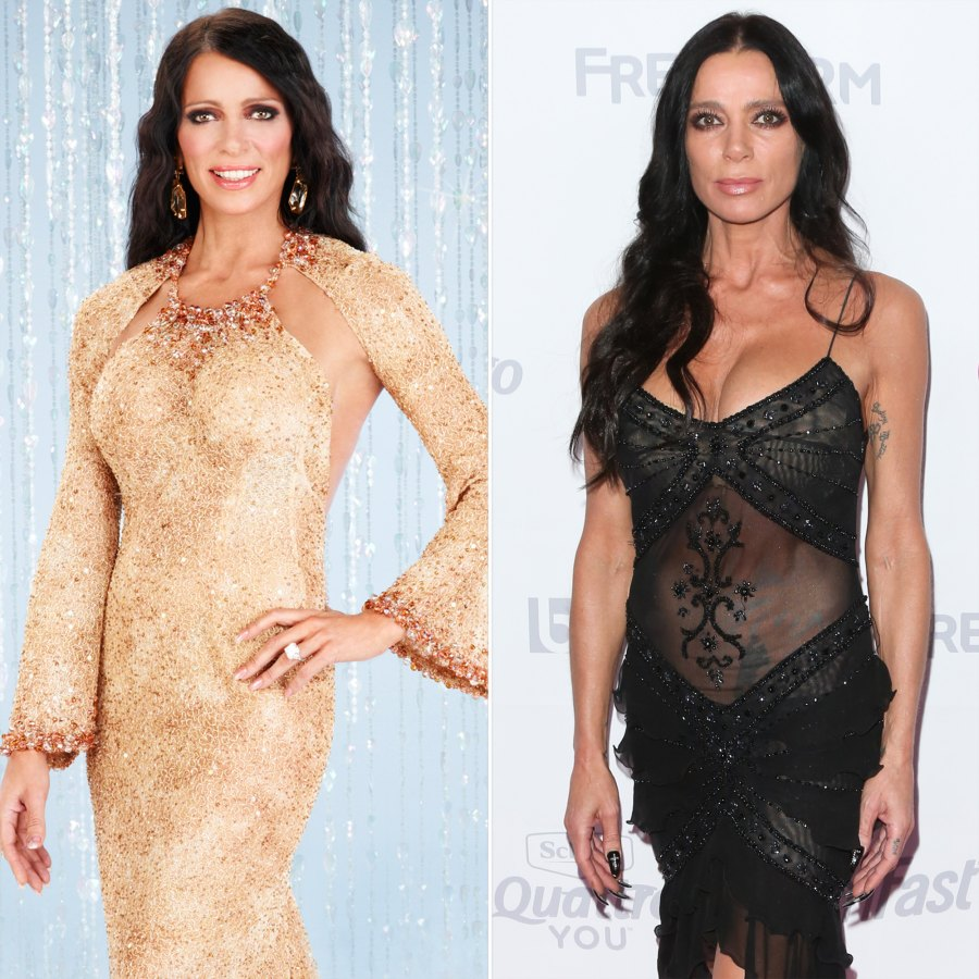 Real Housewives of Beverly HIlls Carlton-Gebbia