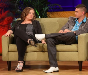 Catelynn Lowell and Tyler Baltierra teen mom