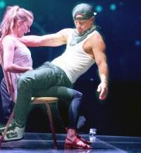 Channing Tatum in 'Magic Mike XXL'