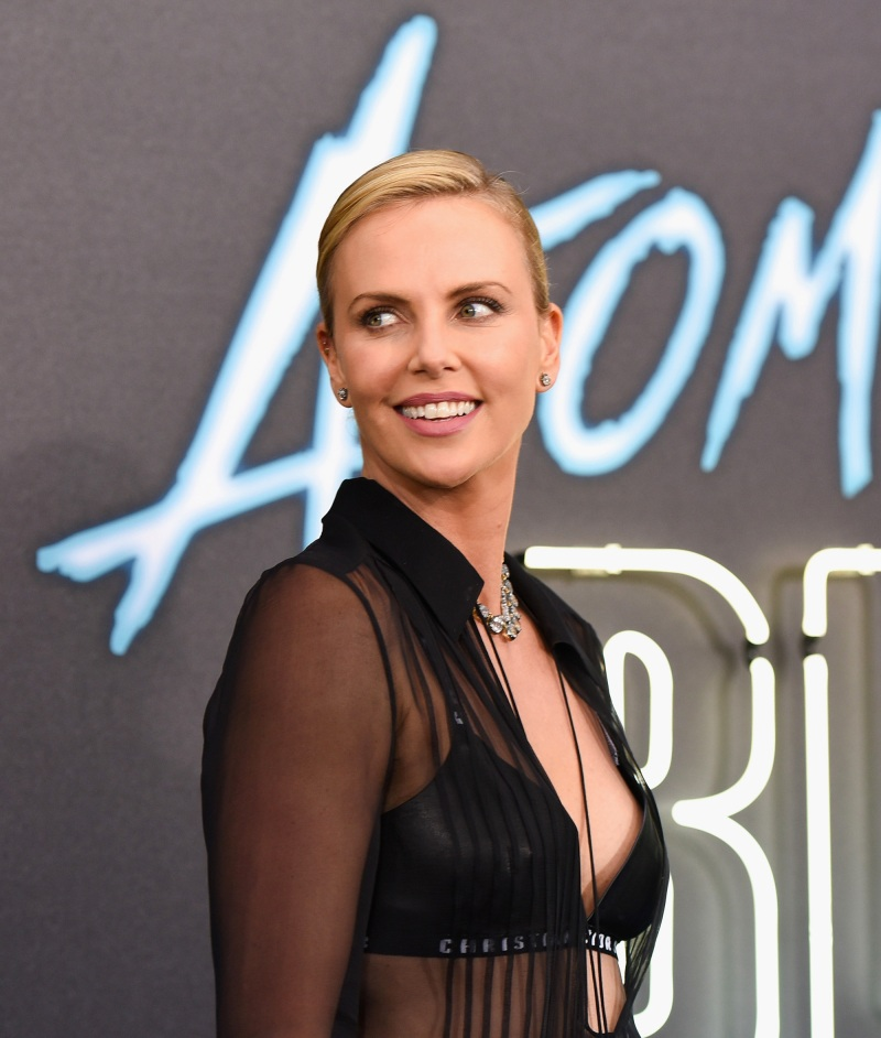 Celebrities' Shocking Pasts Charlize Theron