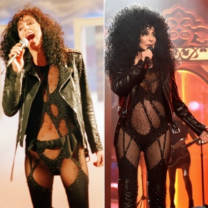 cher body turn back time