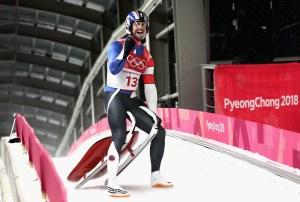 Chris Mazdzer Mara Marian olympics luge