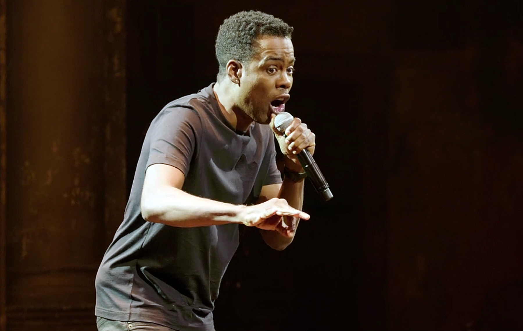 Chris Rock's new Netflix special gets a surprise release date