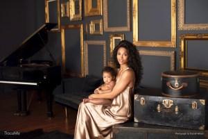 Ciara debuts daughter Sienna