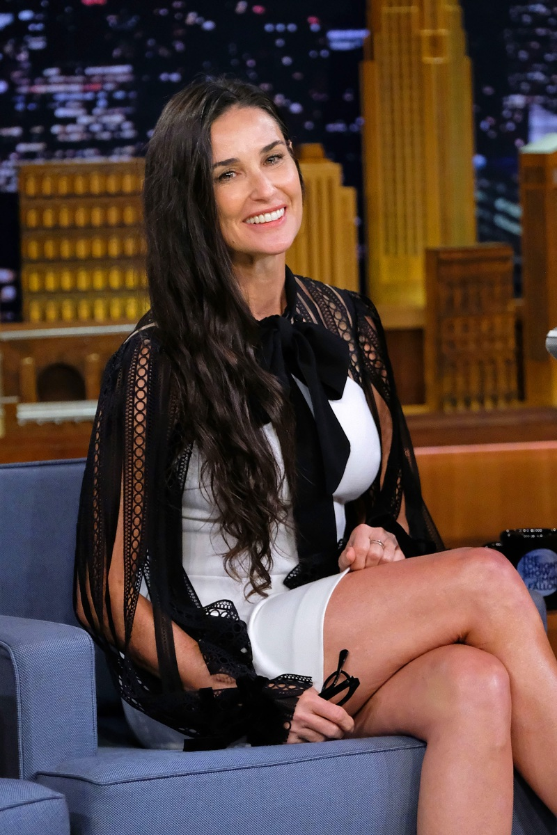 Celebrities' Shocking Pasts Demi Moore
