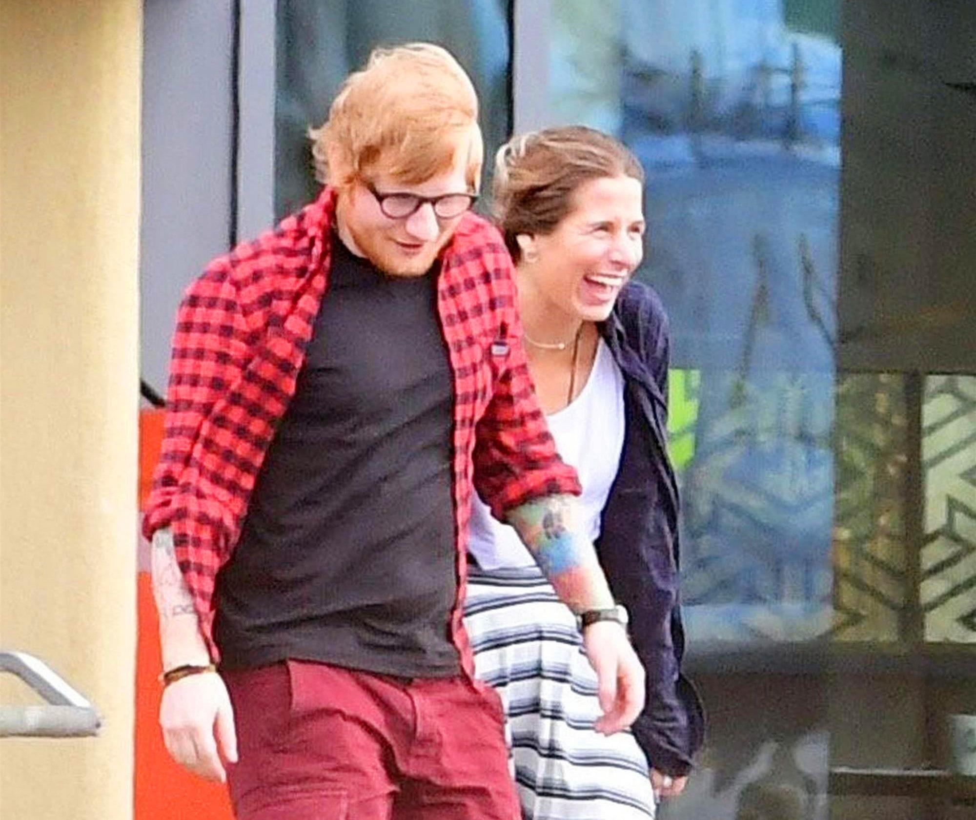 Did Ed Sheeran Already Marry Fiancee Cherry Seaborn