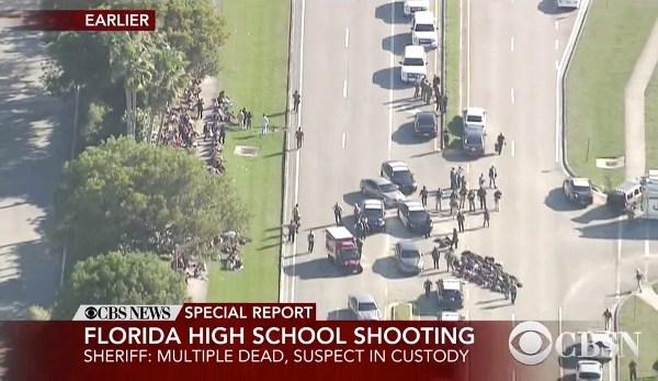 'Numerous Fatalities,' Suspect in Custody in Florida High School Shooting