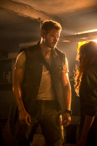 Kellan Lutz in 'Guardians of the Tomb.'