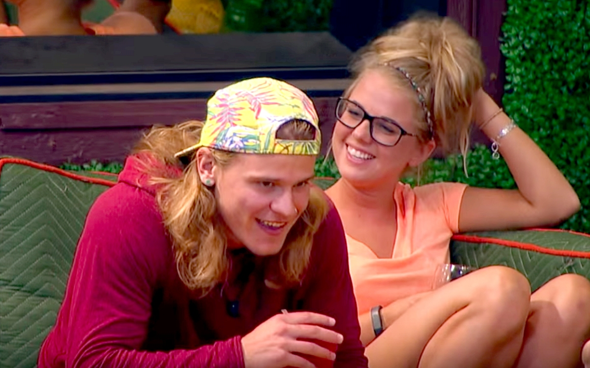 Nothing But Blue Skies Big Brother >> Big Brother Showmances Through The Years