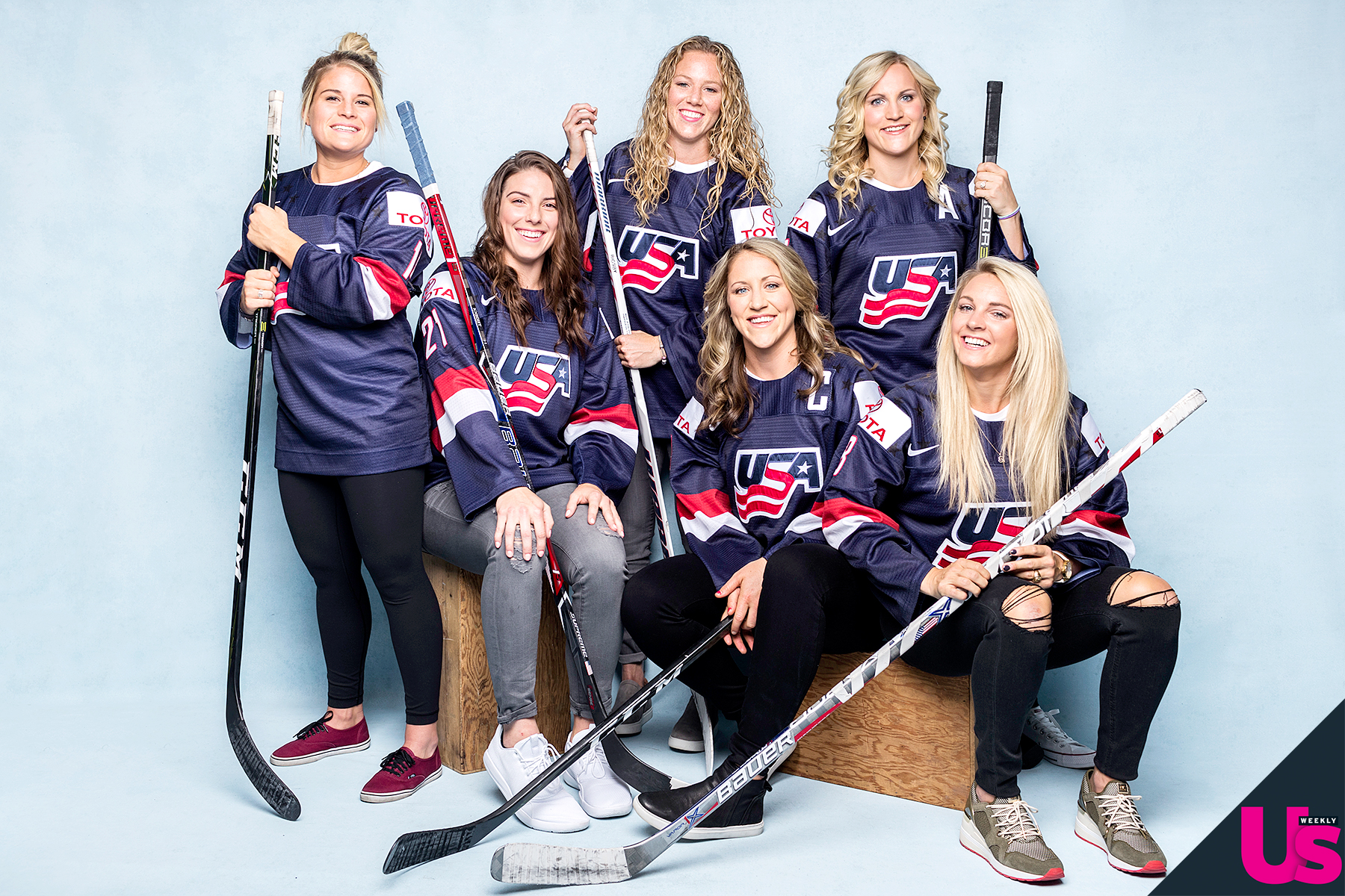 American curling team is going for the gold