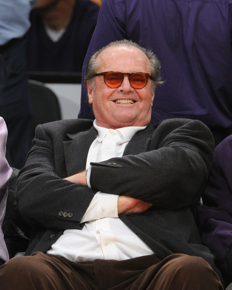 Celebrities' Shocking Pasts Jack Nicholson
