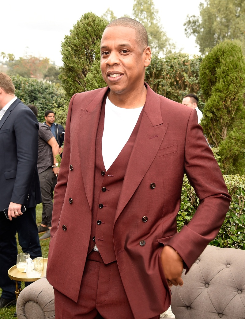 Celebrities' Shocking Pasts Jay Z
