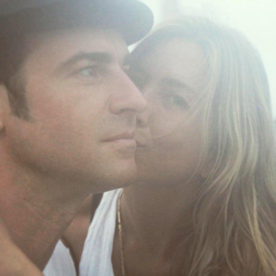 Jennifer Aniston and Justin Theroux