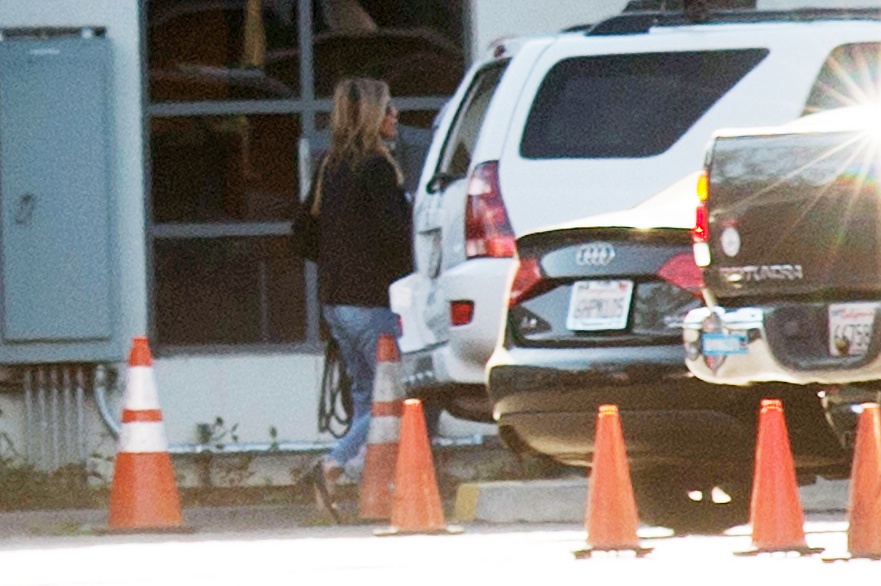 Jennifer Aniston first sighting since split