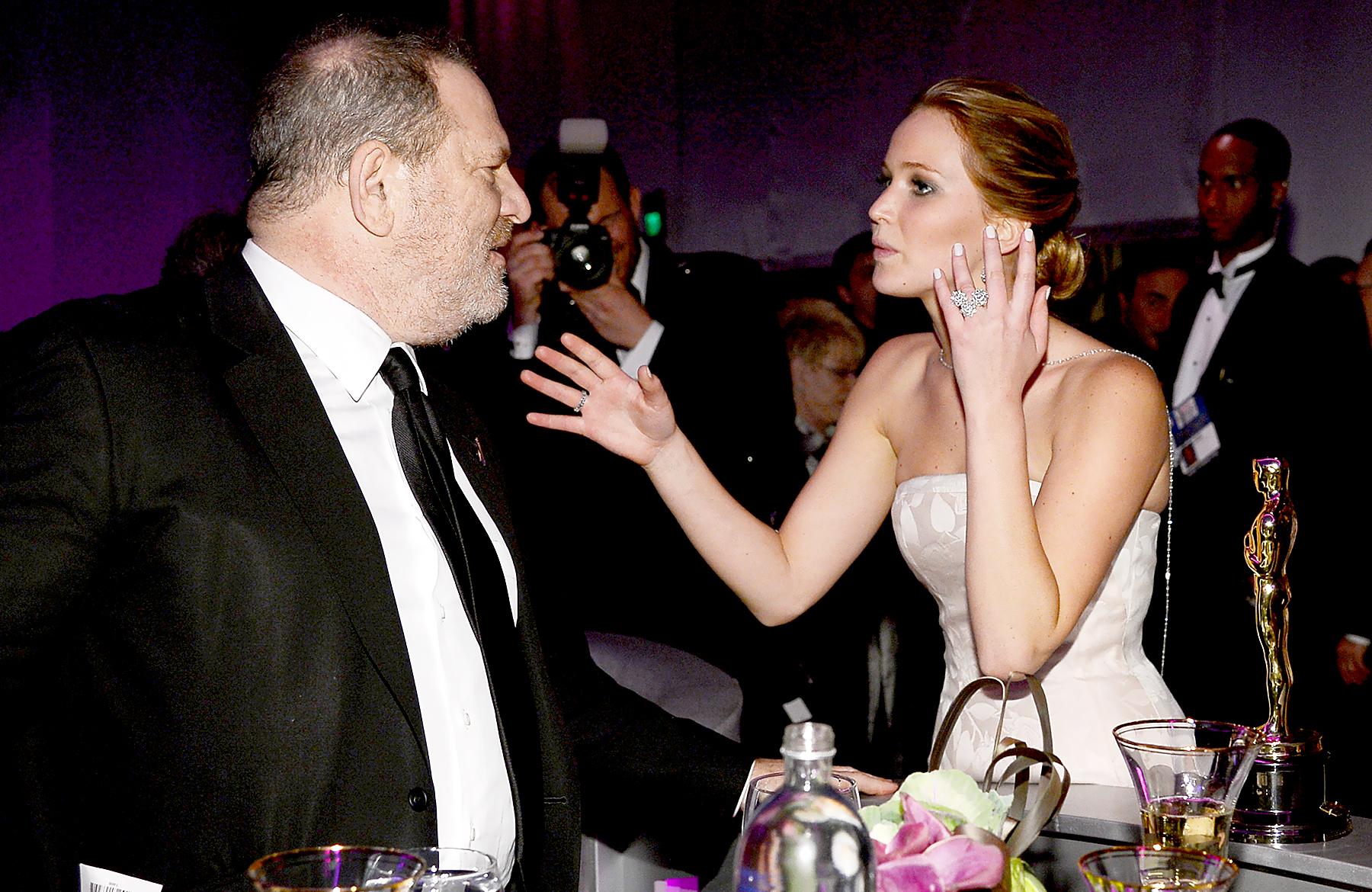 0083e9a132 Jennifer Lawrence 'Wanted to Kill' Harvey Weinstein After Learning About His  Alleged Sexual Abuse