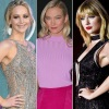 Jennifer Lawrence, Karlie Kloss, Taylor Swift