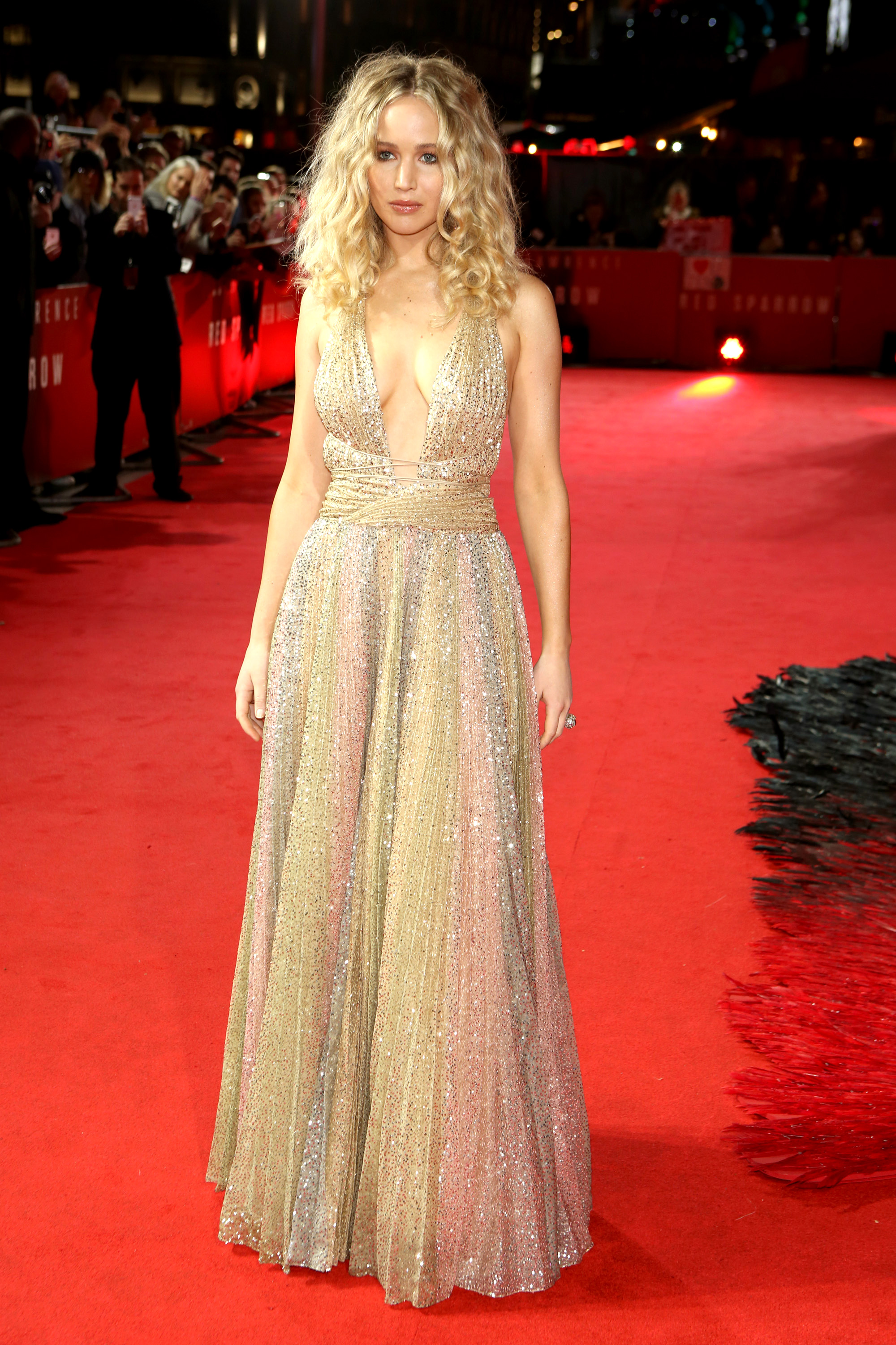 Jennifer Lawrence Is on a Red-Carpet Hot Streak RightNow forecast
