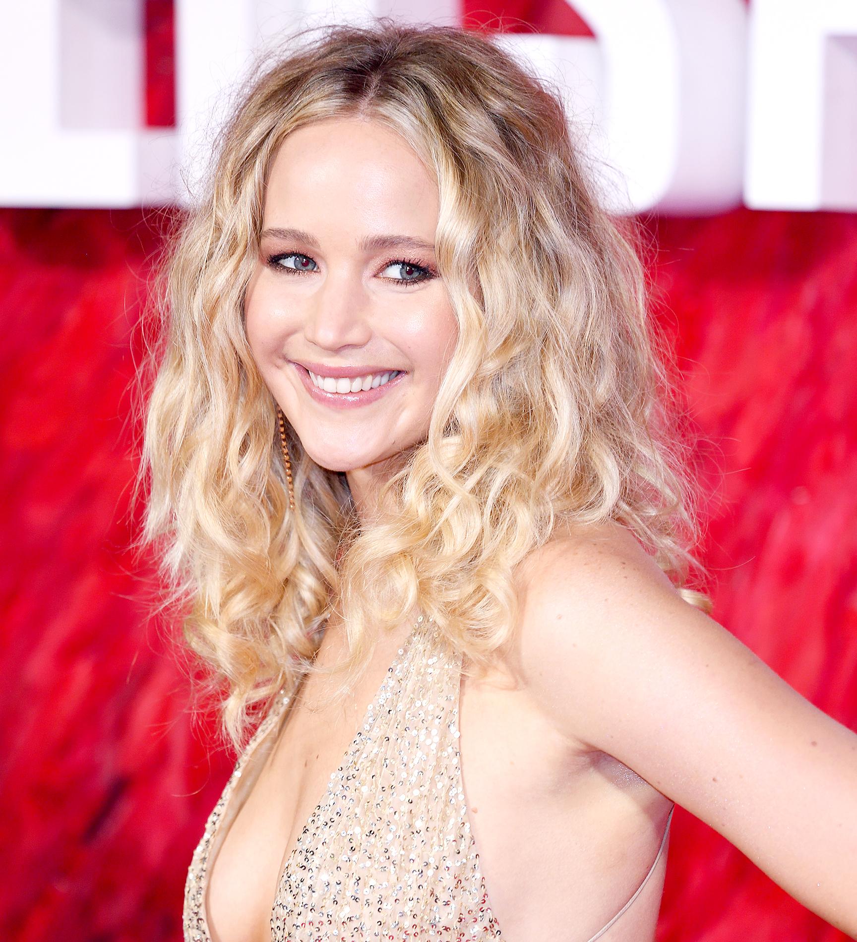 Jennifer Lawrence brad pitt