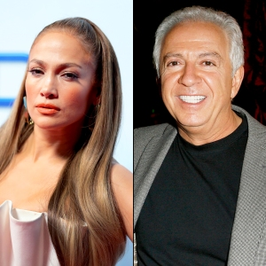 Jennifer Lopez and Paul Marciano