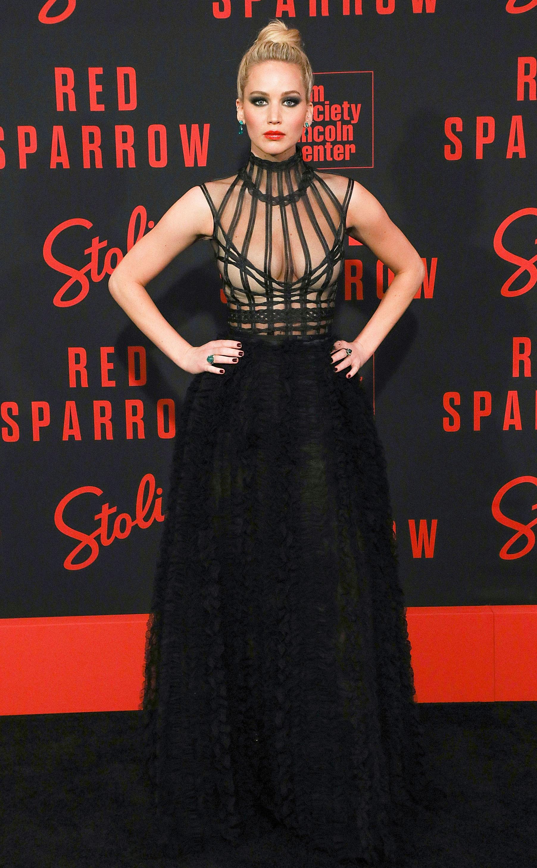 Watch Jennifer Lawrence Is on a Red-Carpet Hot Streak RightNow video