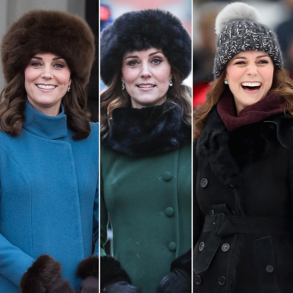 efcc1568cb1 Channel Kate Middleton s Royal Style With a Chic Winter Hat — Shop the Look