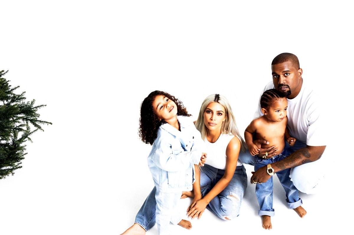 Kim Kardashian, Kanye West\'s Sweetest Moments With Their Kids