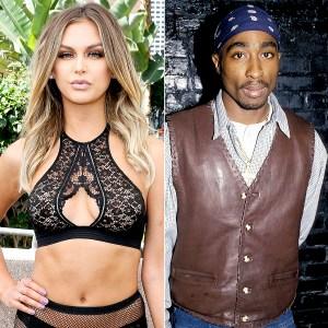 Lala Kent and Tupac