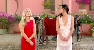 Lauren B. and Becca on The Bachelor