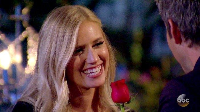 Lauren B. on The Bachelor