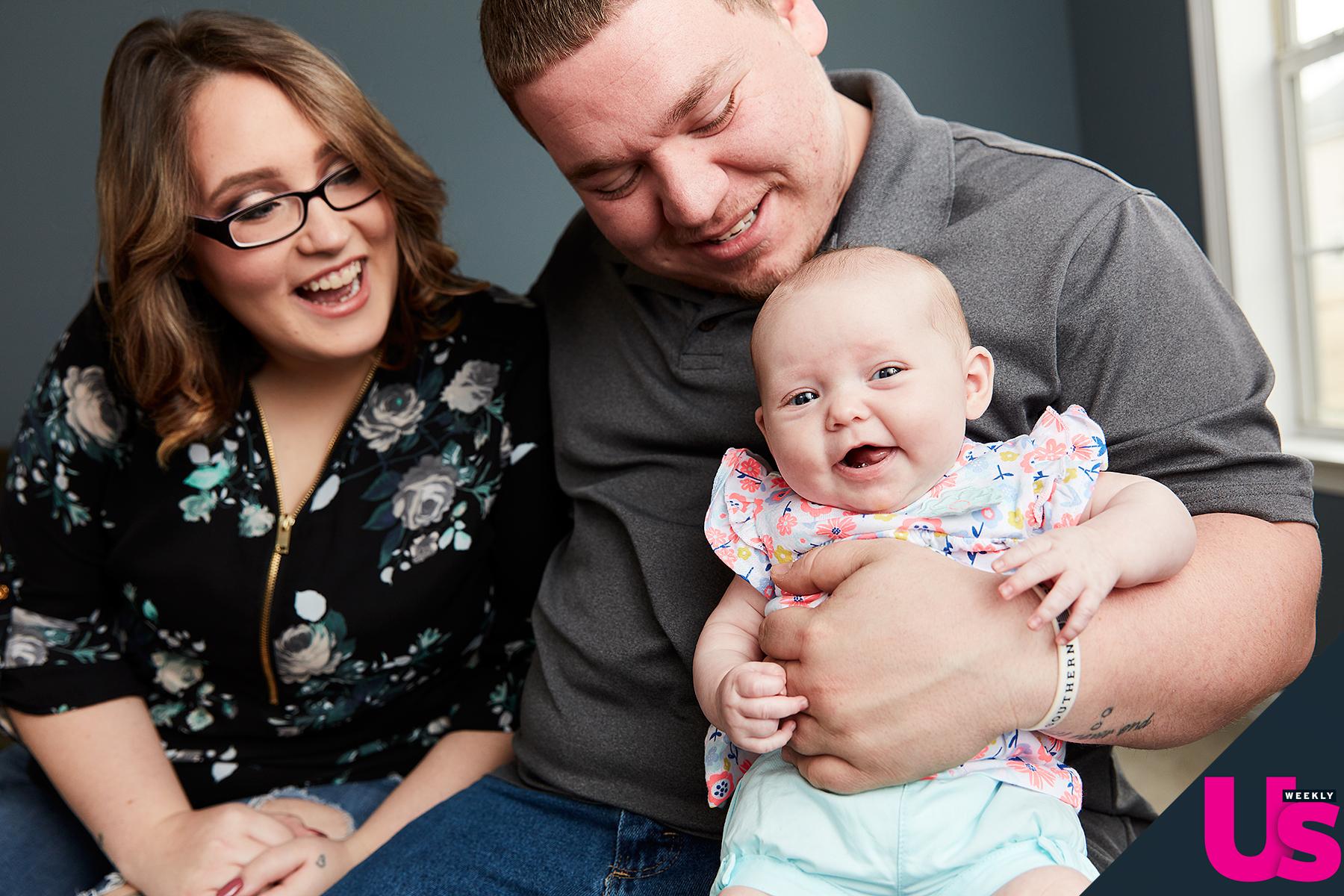 Lauryn Pumpkin Shannon Shows Off Baby Ella Talks Life As