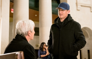 Philip Winchester as Peter Stone on Law & Order: SVU