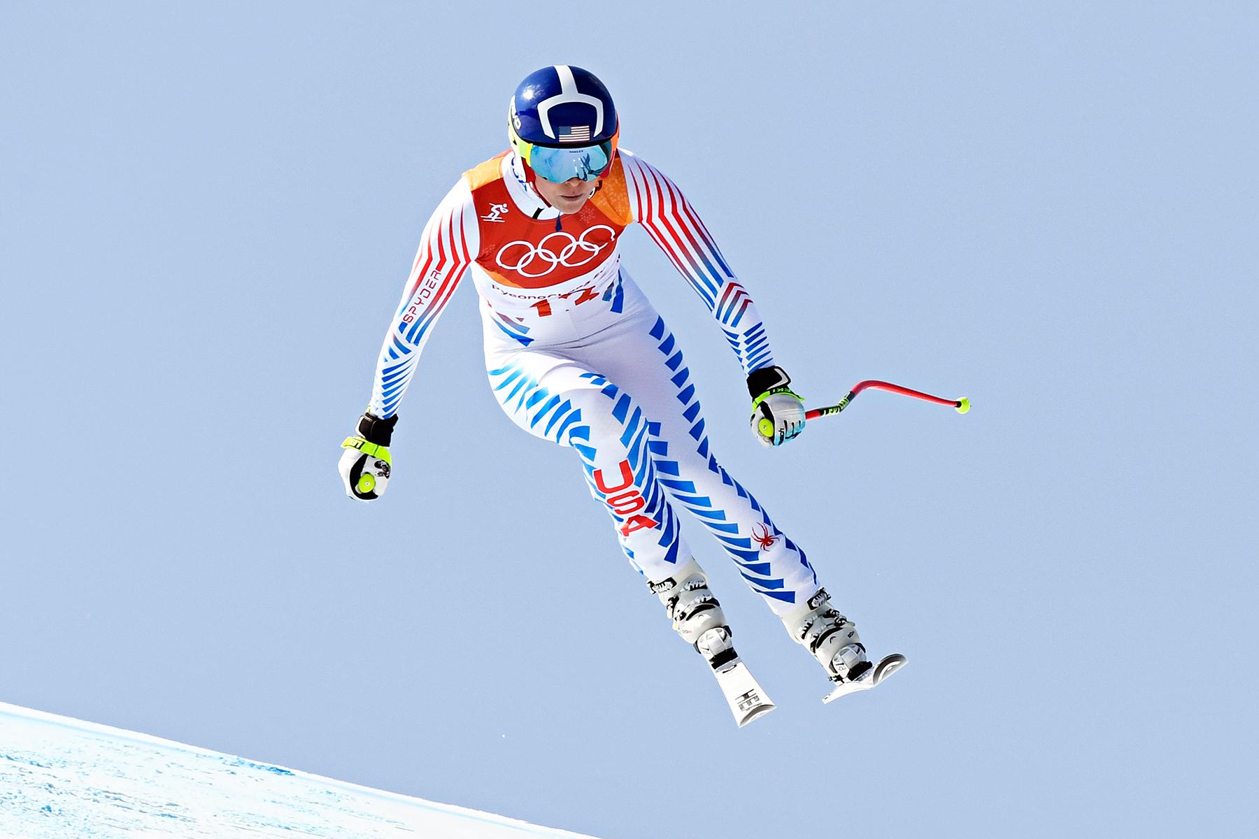 Lindsey Vonn PyeongChang 2018 Winter Olympics