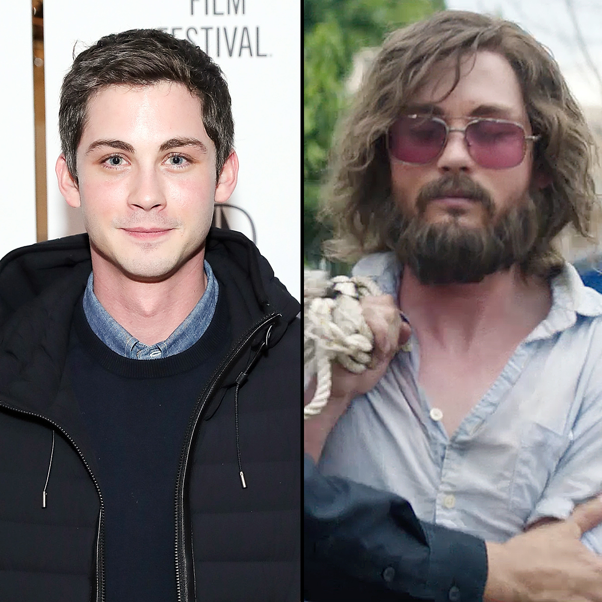 Logan Lerman The Vanishing of Sidney Hall