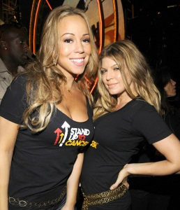 Mariah Carey and Fergie