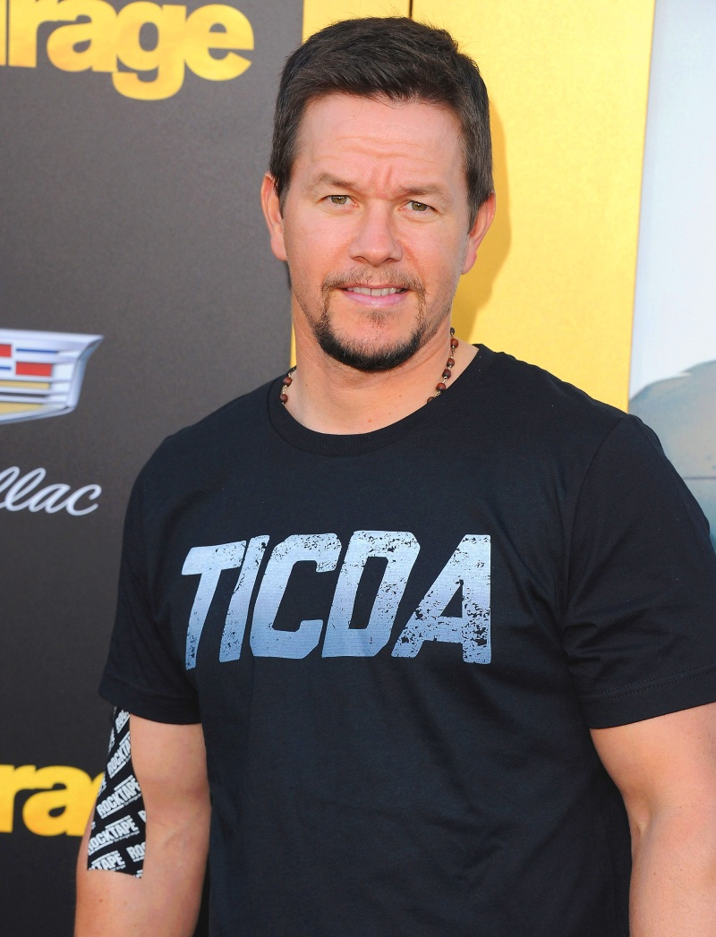 Celebrities' Shocking Pasts Mark Wahlberg