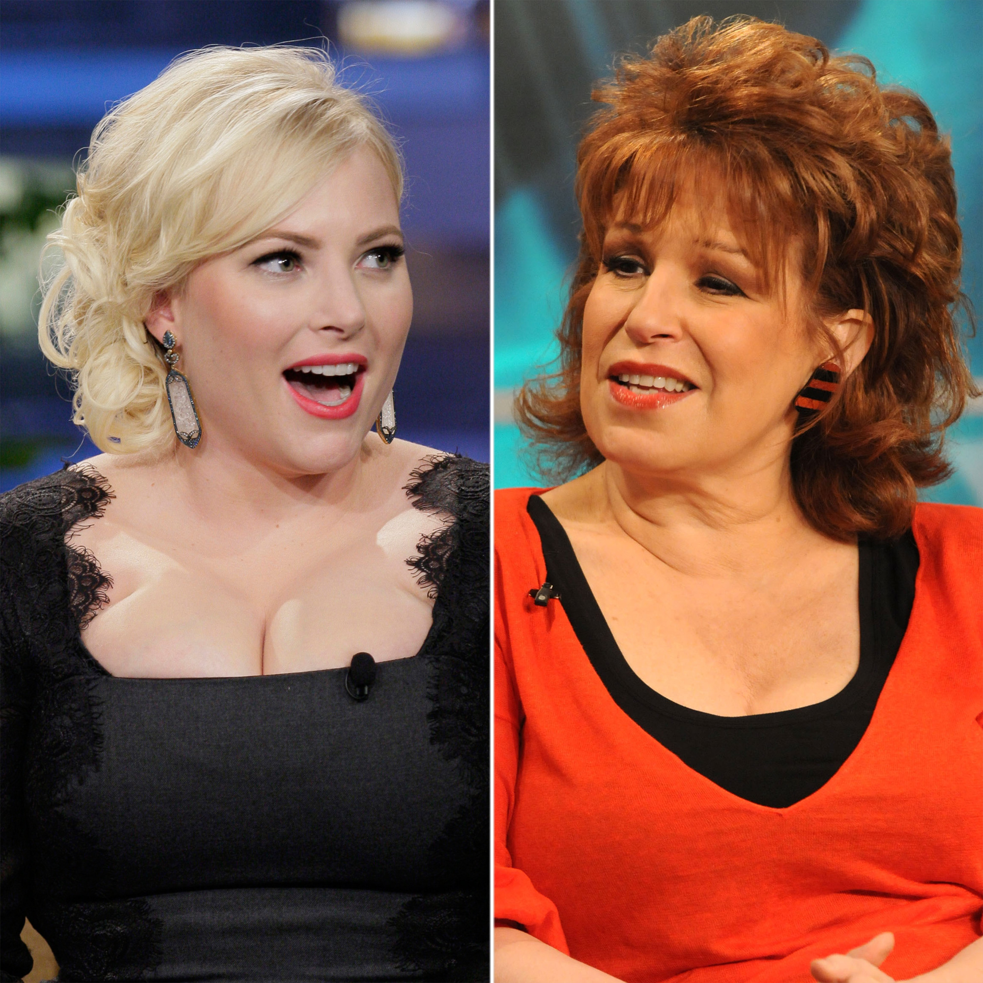 Meghan McCain, Pleasure Behar Battle Over Being 'Offended' by Republicans