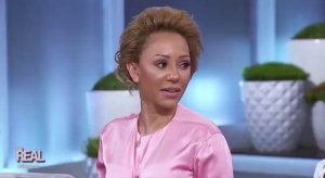 Mel B on 'The Real'