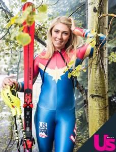 Mikaela Shiffrin Peyongchang 2018 Winter Olympics