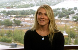 Mikaela Shiffrin celeb crush