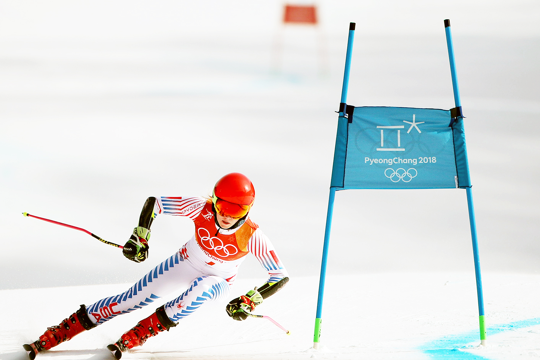 Shiffrin wins gold in slalom, with more in her sights
