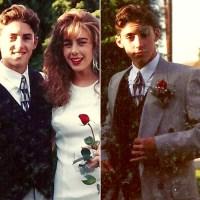 Milo Ventimiglia prom pics
