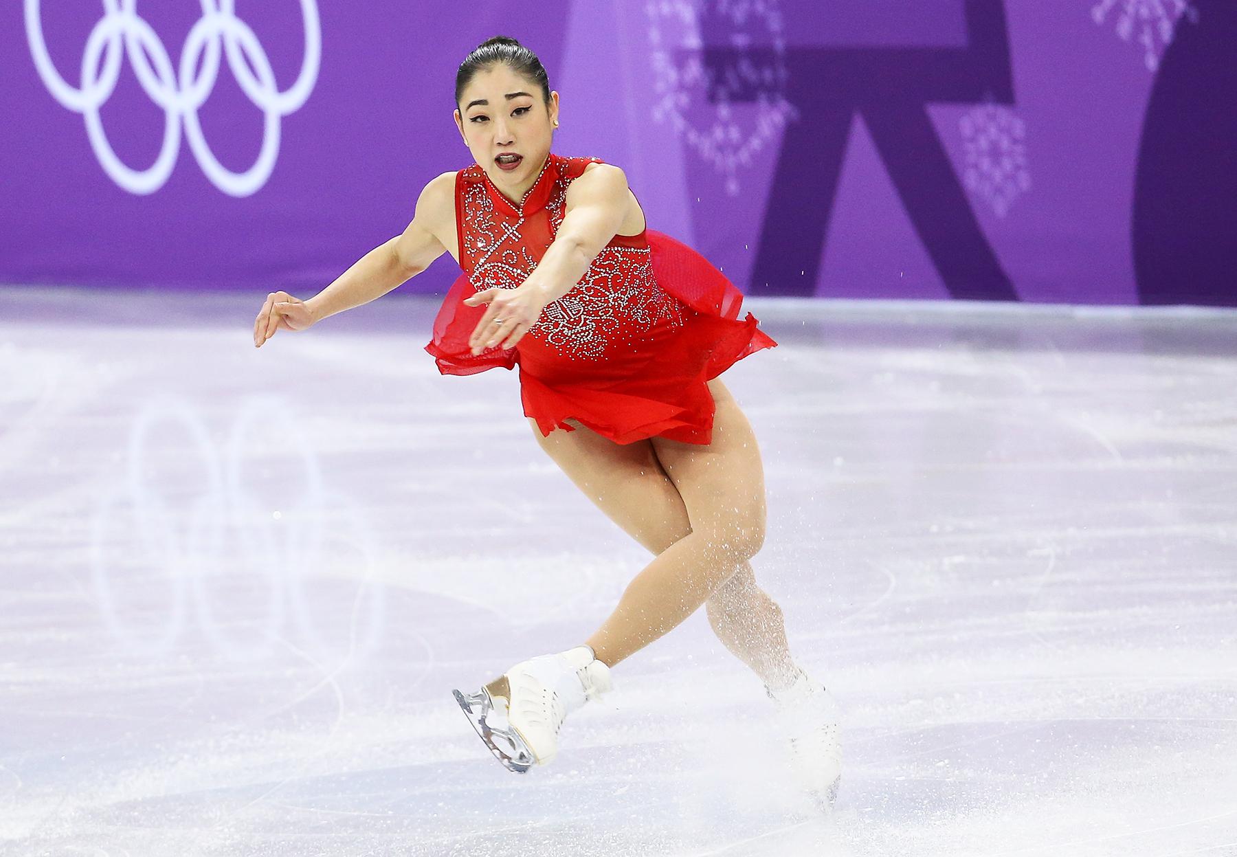 Mirai Nagasu pyeongchang 2018 winter olympics