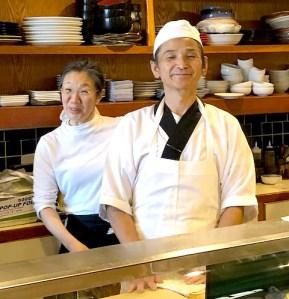 Mirai Nagasu's parents