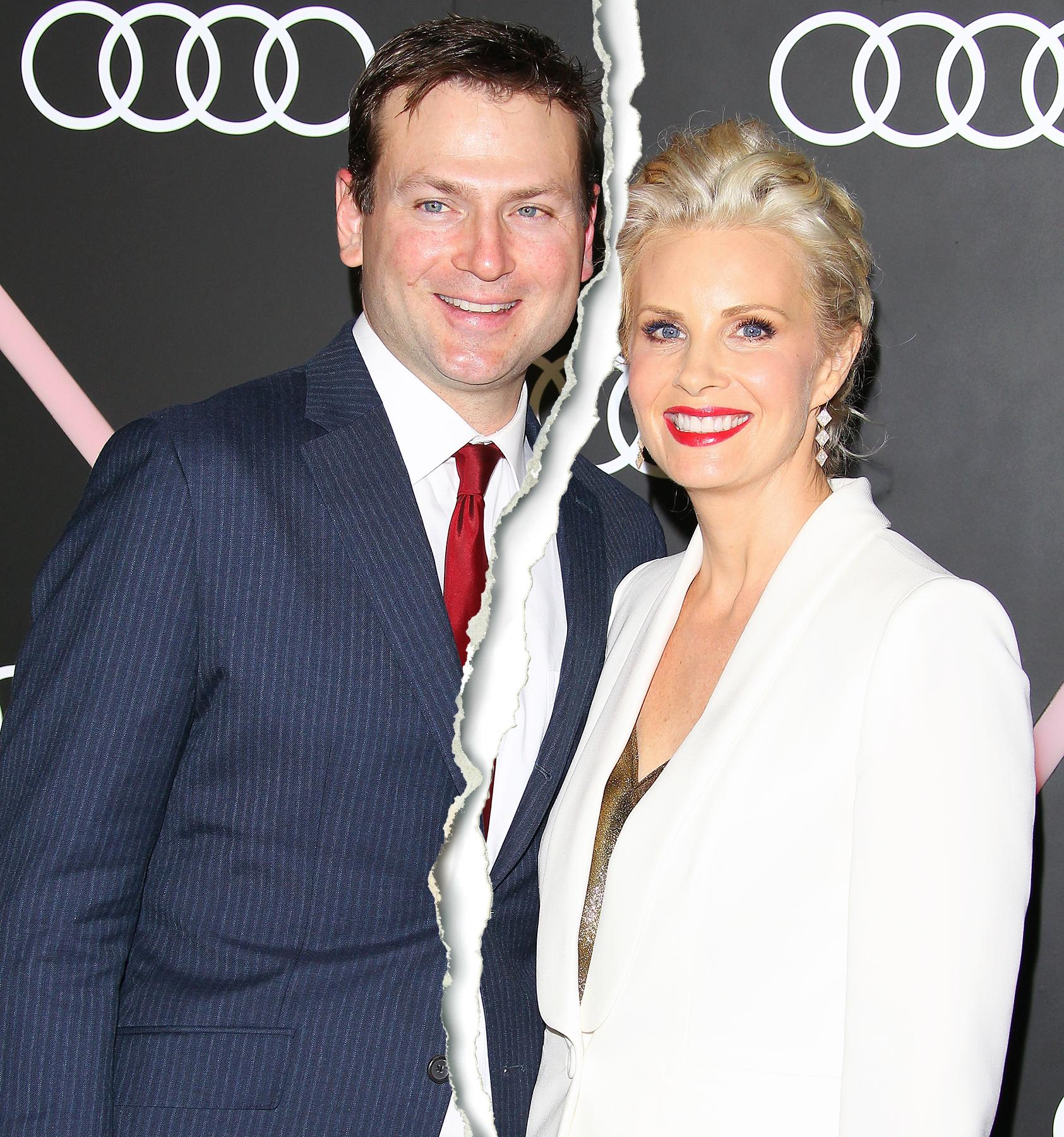 Monica Potter and Husband Daniel Christopher Allison Split  Monica