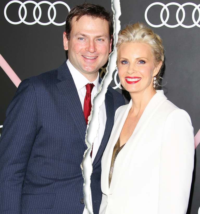They Have Split: Monica Potter and Husband Daniel Christopher Allison Are Getting Divorce