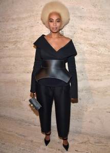 New York Fashion Week, Solange, Stuart Weitzman