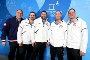Olympic-Curlers