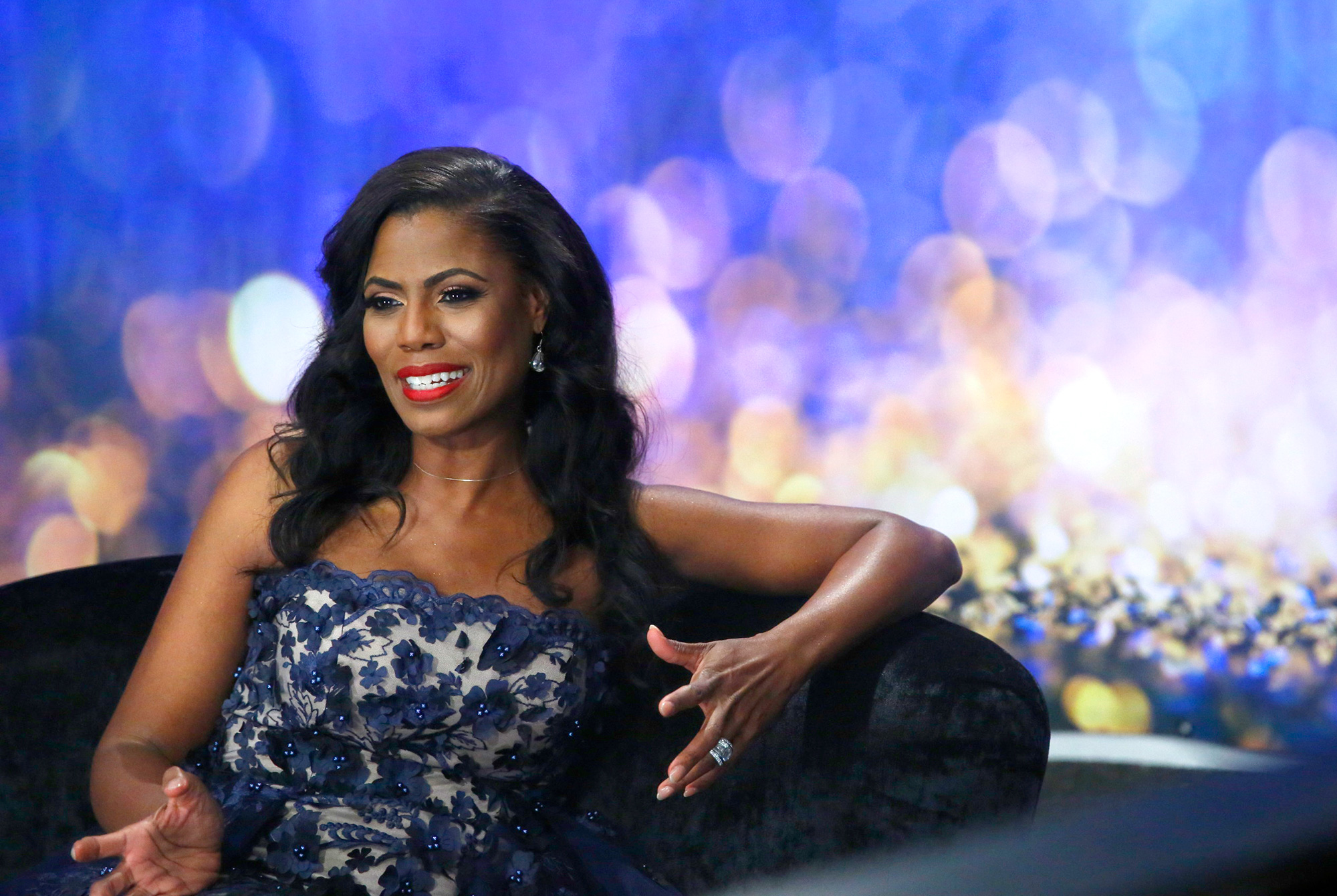 White House Confirms Omarosa Was Fired After Using Unauthorized Car Service